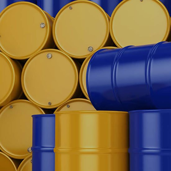 Barrels Yellow and Blue SQ 550x72