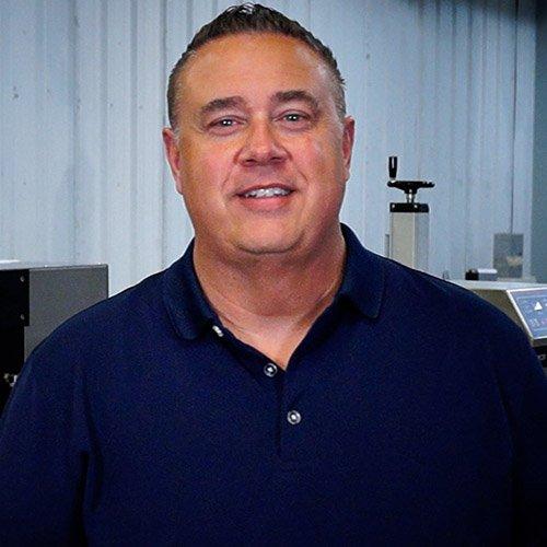 Tom Huemiller Male Headshot CIC Coatings